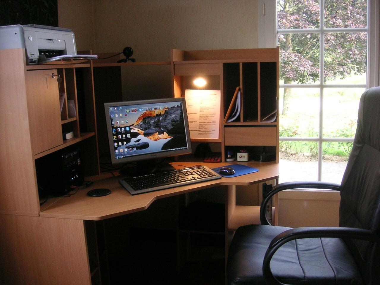 travail à son domicile personnel