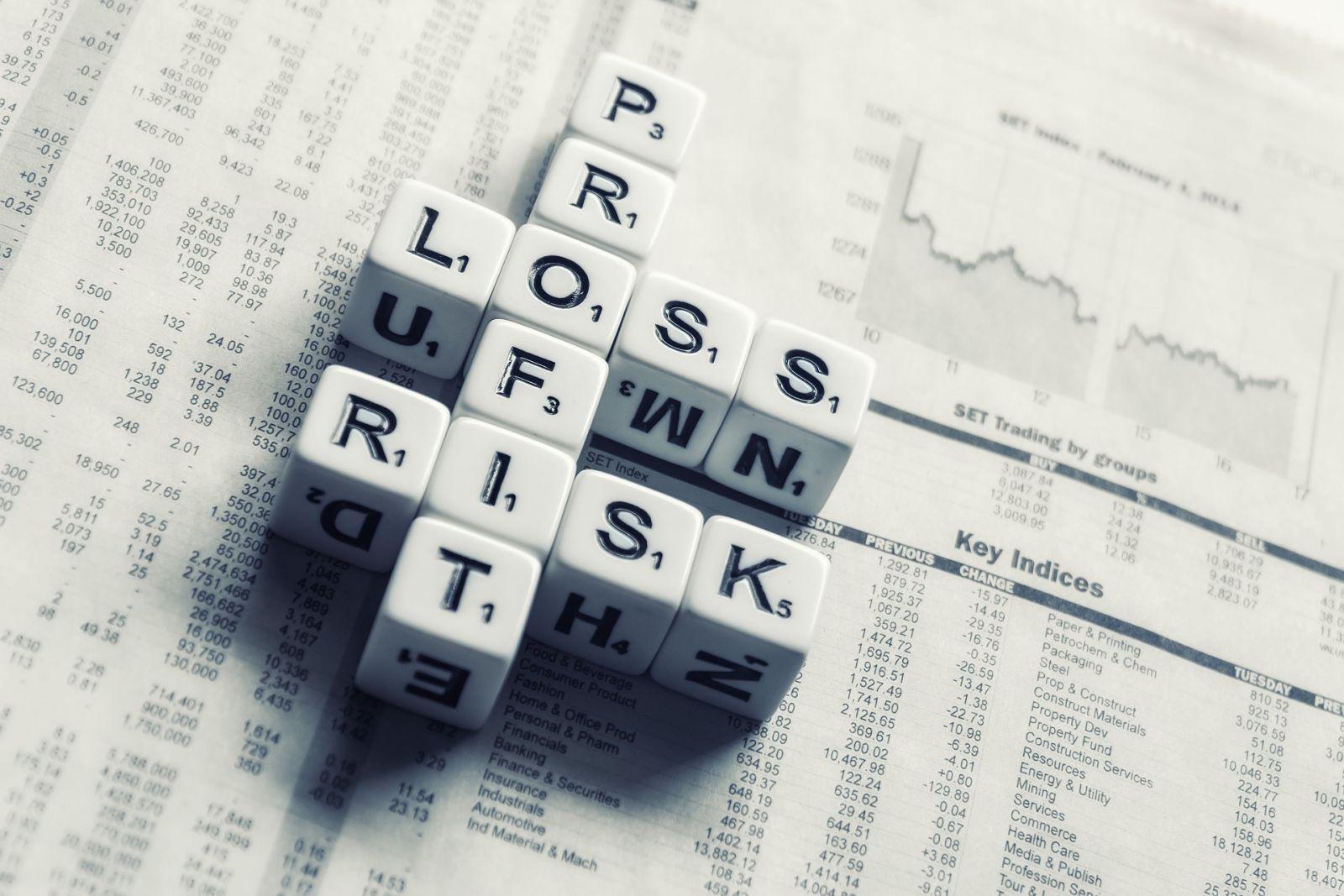 risque financier d'une sas